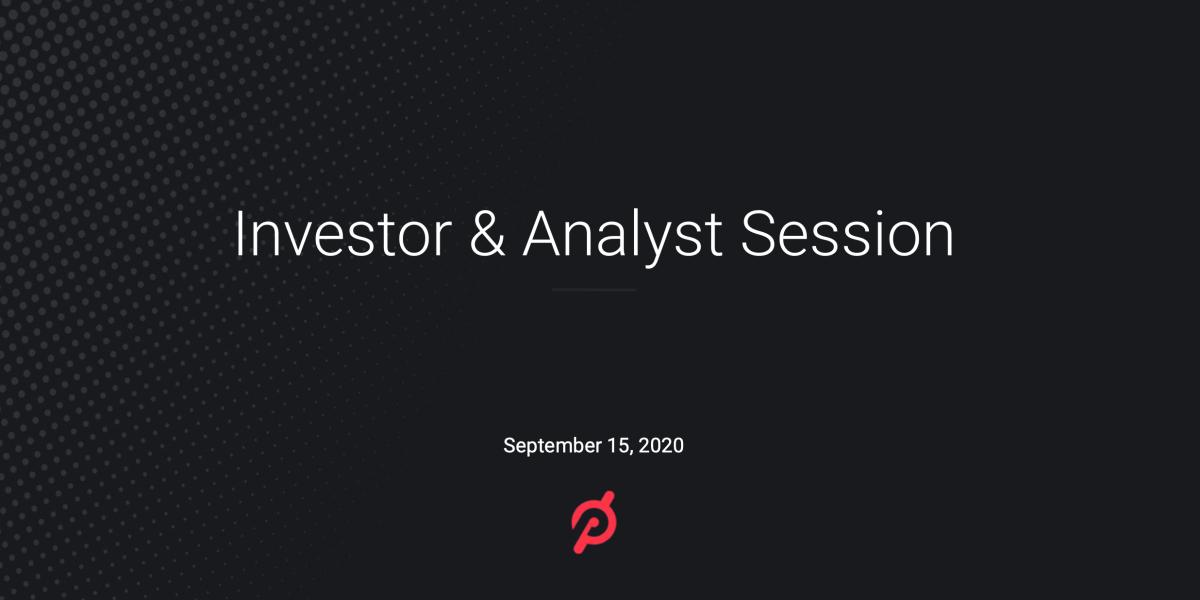 Peloton Investor