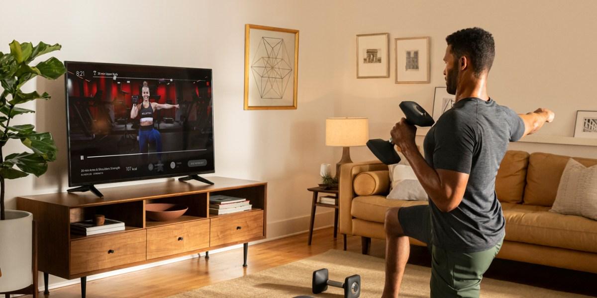 Peloton strength workout
