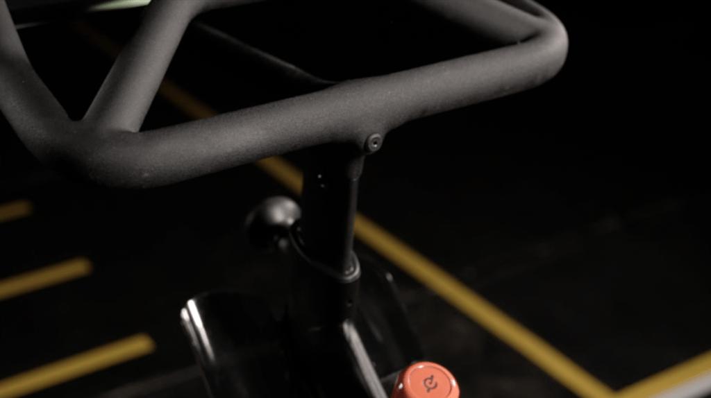 Peloton Bike headphone jack