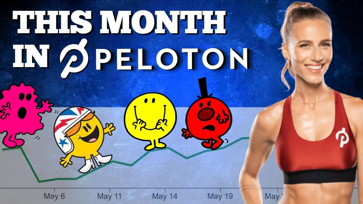 Peloton June
