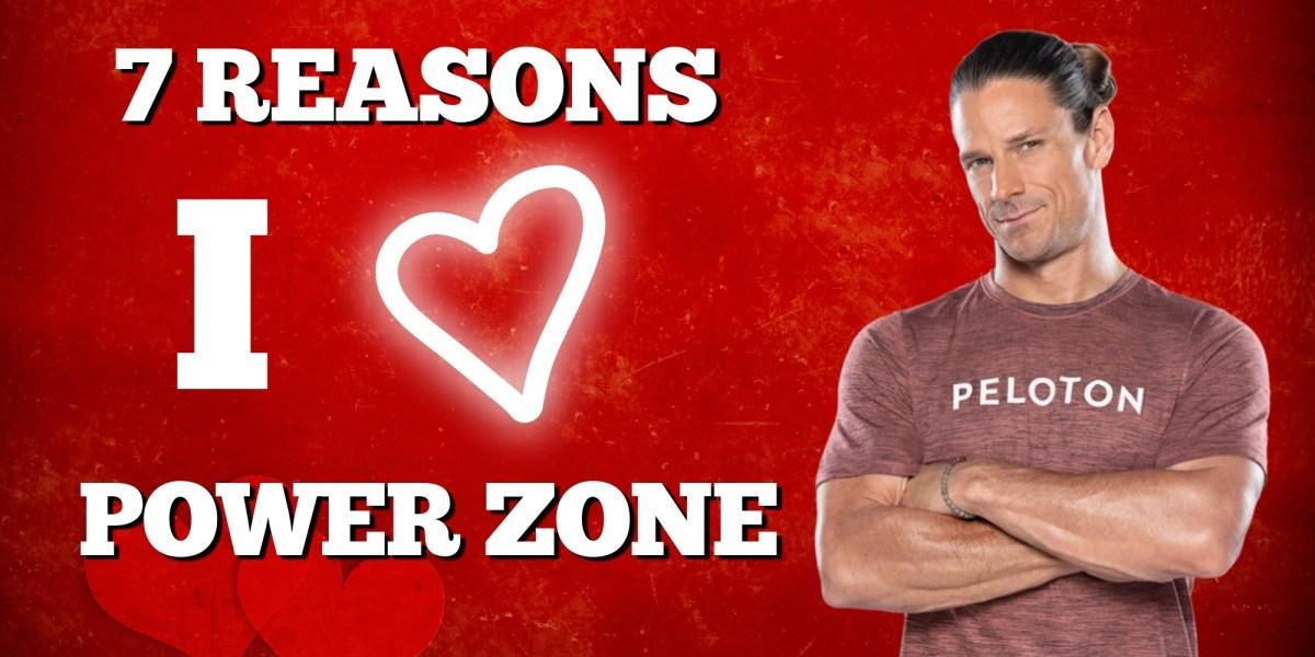 Peloton Power Zone Classes