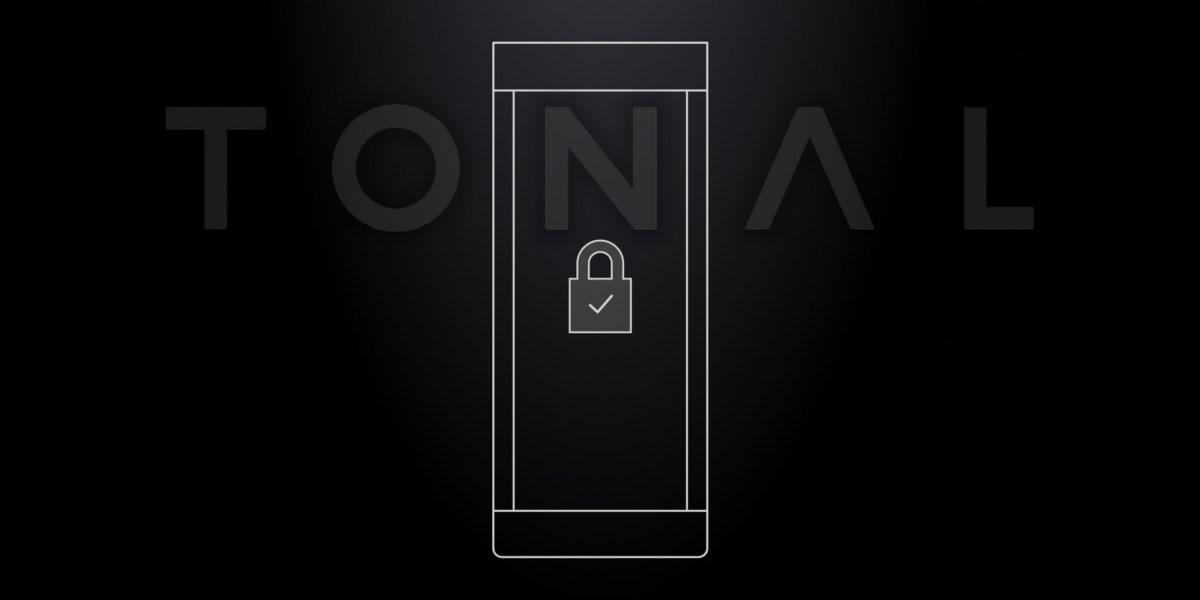 Tonal Screen Lock