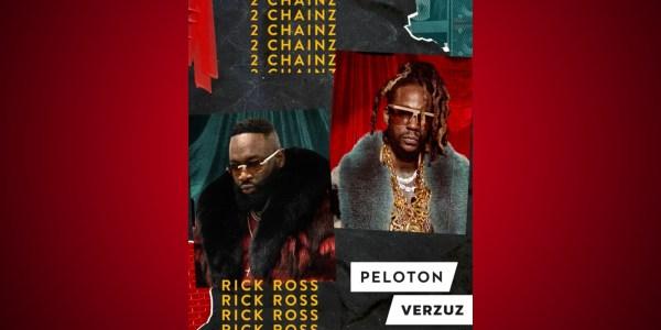 RICK ROSS VS 2 CHAINZ PELOTON