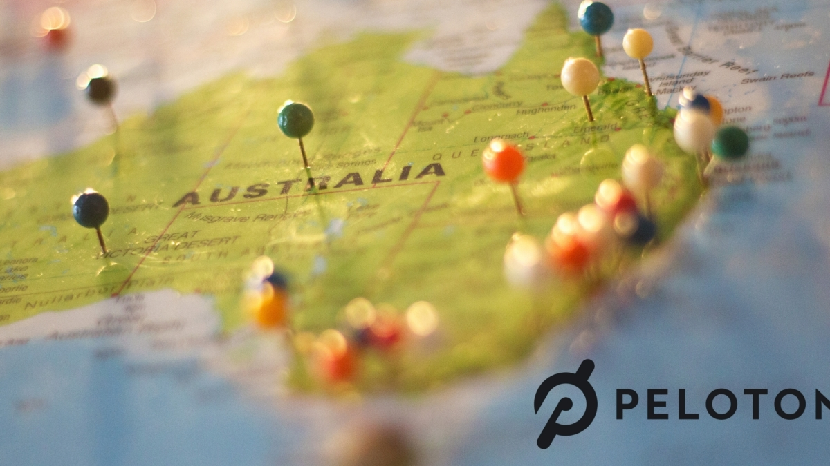 Peloton Australia Premiere