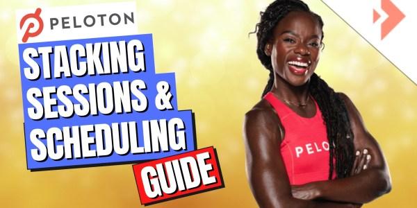 Peloton Stacking Guide