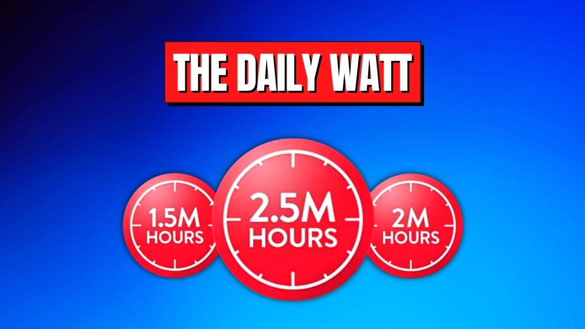 daily watt 11