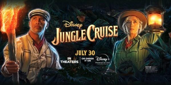 Echelon Disney Jungle Cruise