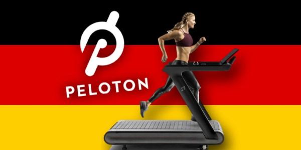 Peloton Tread Germany