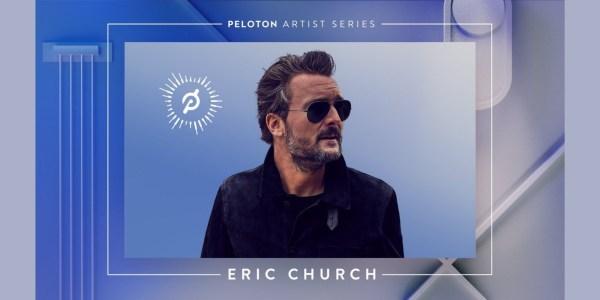 Peloton Eric Church Series