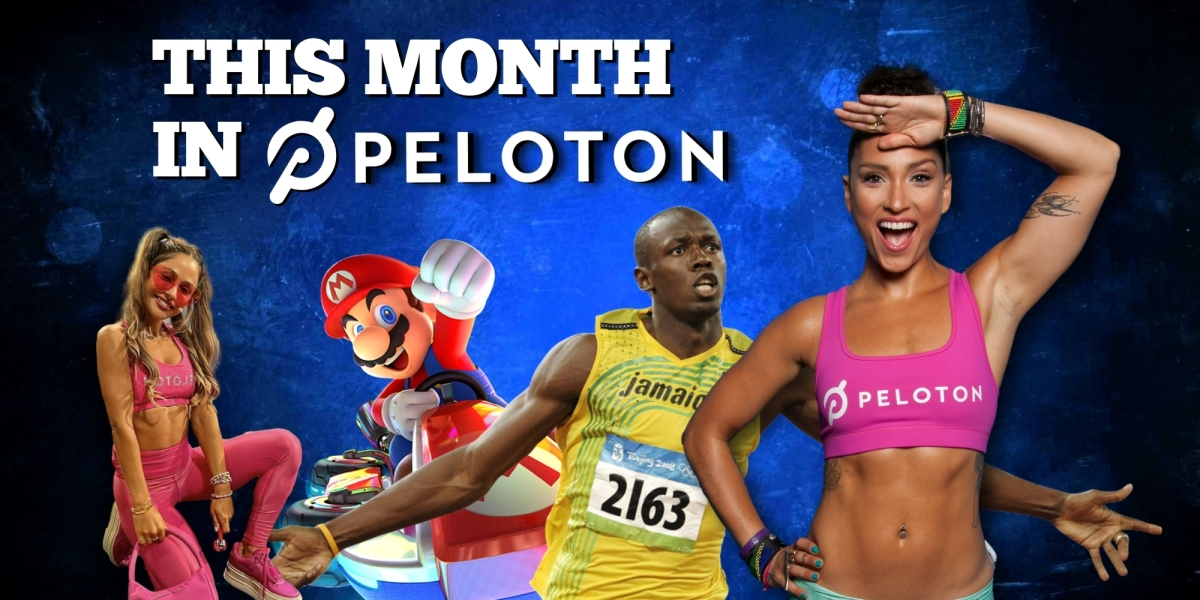This Month in Peloton July 2021