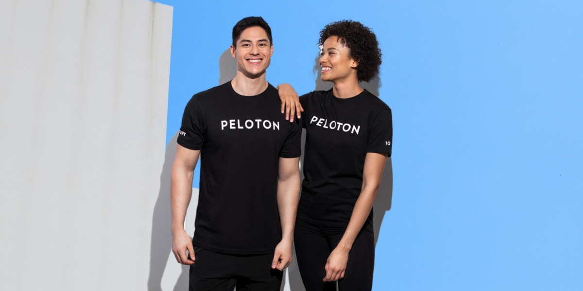 Peloton century club shirt discontinued
