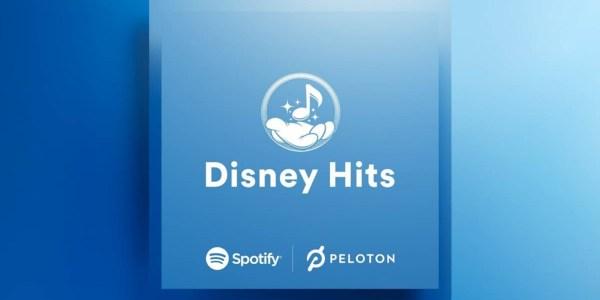 Peloton Disney Series