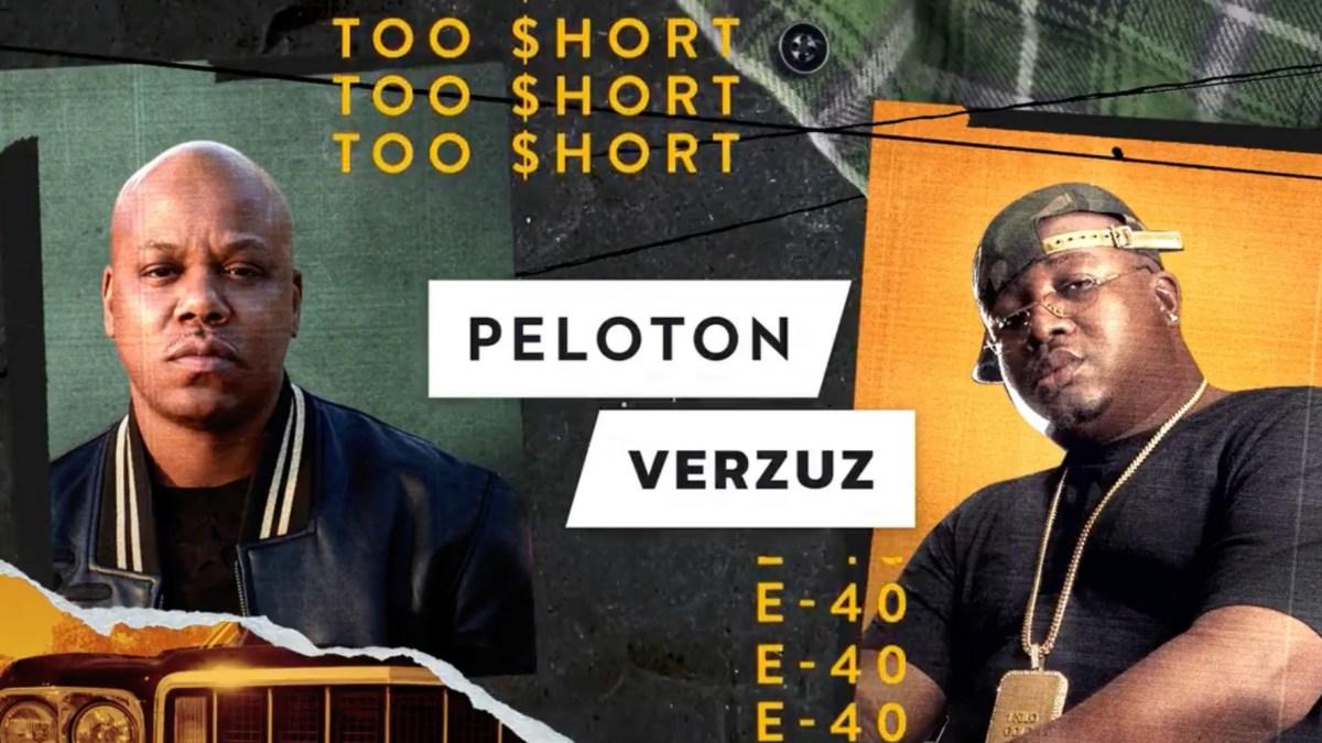 Peloton Too $hort vs E-40