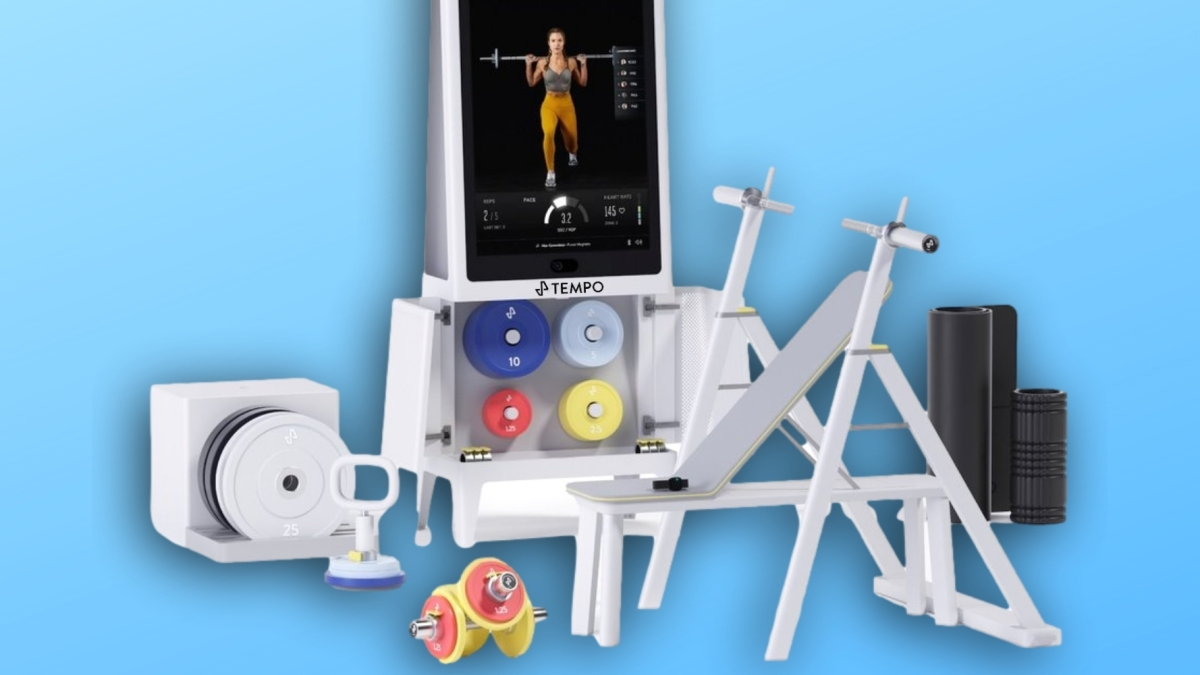 Tempo Home Fitness Studio review