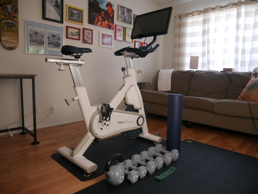 MYX II Plus bike