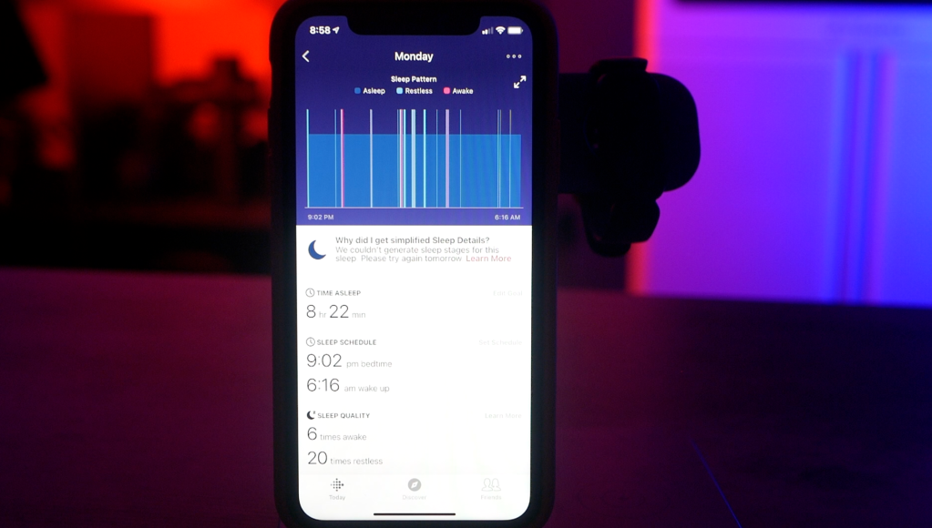 Fitbit Ace 3 sleep tracker