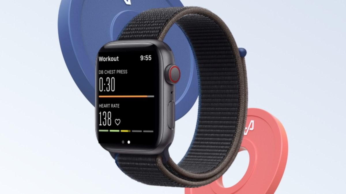 Tempo Apple Watch