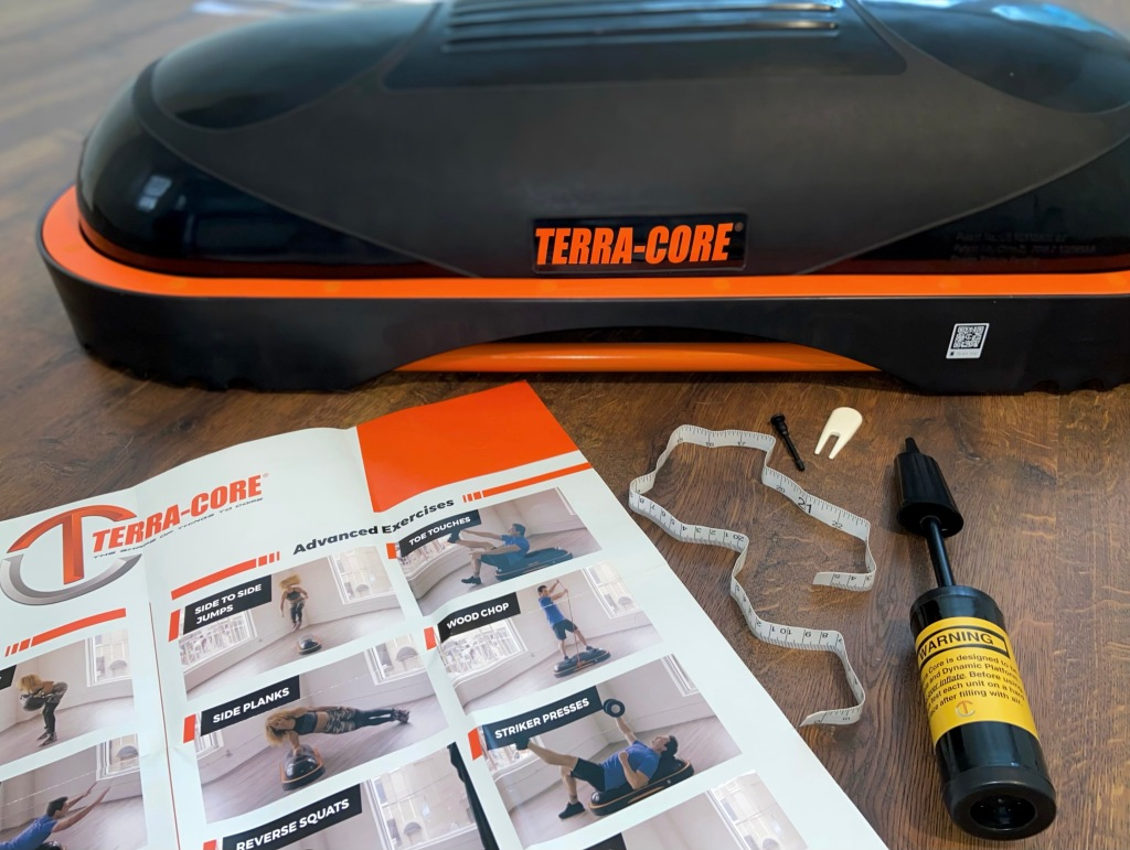 Terra-Core balance trainer review